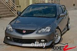 05-06 Acura RSX Mugen Style Front Lip Spoiler Body Kit Bumper FRP USA CANADA