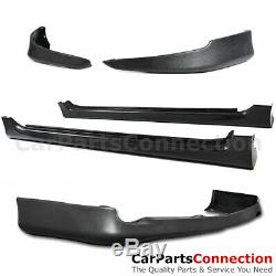 BODY KIT LIP SPOILER FULL SET S Style Polypropylene For 09-10 Toyota Corolla