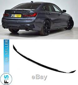 Bmw 3 Series G20 Kit Gloss Blk Front Splitter Diffuser Spoiler Blades Body Kit
