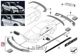 Bmw New Genuine 3 Series F30 F31 M Performance Front Bumper Spoiler Kit 2291364