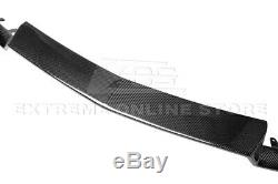 CARBON FIBER Package Front Bumper Lower Lip Splitter For 09-15 Cadillac CTS-V