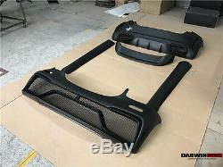 DarwinPRO Smart Fortwo 2014+ And Up Full Body Kit Bumpers/Sides/Spoiler C453