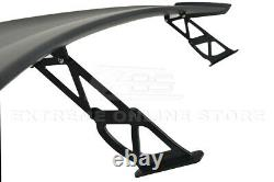 EOS For 13-16 Porsche 981 Cayman Boxster GT4 Extended Style Rear Wing Spoiler