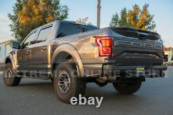 EOS For 15-20 Ford F-150 Street Series Black Tailgate Rear Trunk Wing Spoiler