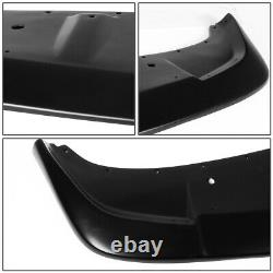 Fit 2014-2015 Chevy Camaro A-Style ABS Front Bumper Lip Spoiler Wing Body Kit