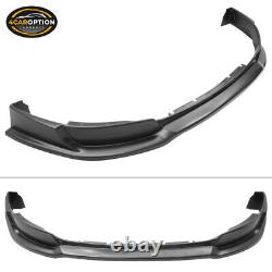 Fits 13-14 Ford Mustang GT Front Bumper Lip Spoiler Unpainted PU
