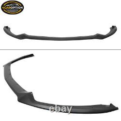 Fits 15-17 Ford Mustang OE Style Front Bumper Lip Spoiler PU
