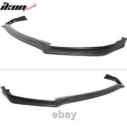 Fits 18-20 Toyota Sienna MP Style Front Bumper Lip Spoiler Unpainted PU