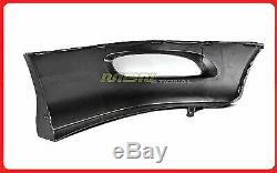 For 05-08 Corolla S Style Front Rear Lower Lip Spoiler Body Kit Side Skirt