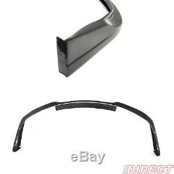 For 05-10 Chevy Cobalt Ss Coupe & Sedan Ikon Front Bumper Lip Chin Spoiler