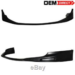 For 09-10 Acura Tsx Cu1 Jdm Type S Style Front Lip Spoiler