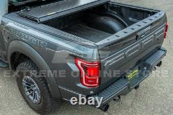 For 15-20 Ford F-150 Street Series ABS Plastic Tailgate Rear Wing Spoiler
