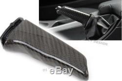 For BMW E92 M Sport Tuning Tuning Real Carbon Parking Brake Grip Handle Notbr