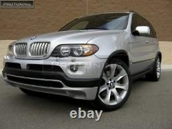 For BMW X5 E53 Bodykit 4.8is Body Kit Tuning Spoiler Front and rear lip bumper