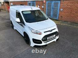 Ford Transit Connect MK2 2014-18 Front bumper not spoiler body kit