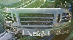 Ford Transit bumpers spoilers body kits fog light covers grilles skirts