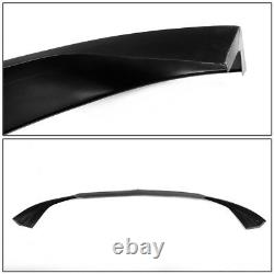 IKC Style ABS Front Bumper Lip Spoiler Body Kit For 2005-2009 Ford Mustang GT