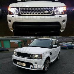 Latest Sport Bodykit Style ABS Plastic 05 13 UK Bumpers Grills Tips Lamps