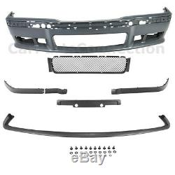 M3 Style Front Bumper Cover For BMW E36 3-Series 1992-1998 With Front Lip Kit