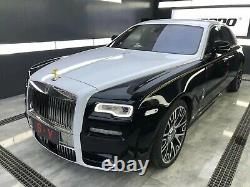 MS Style Body Kit PCF Front Rear Bumper Spoiler Side Fits for Rolls-Royce Ghost