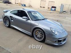 Porsche Turbo Ta Gt Front Bumper Lip Spoiler Kit For All 997 Turbo Coupe And Cab
