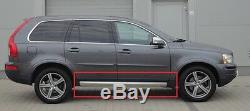 Volvo Xc90 2002-2005 Body Kit Rear And Front Bumper Spoiler And Side Skirts